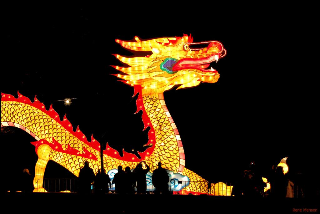 Dragón Chino Significado Origen Y Toda La Información