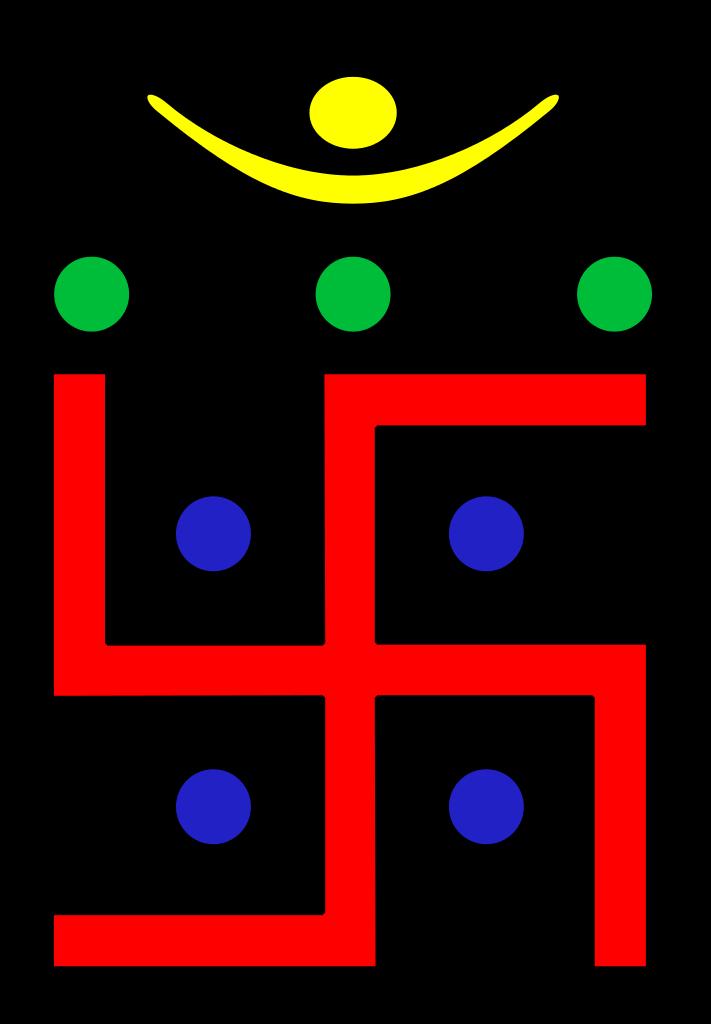 La Esvástica hindú