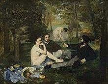 El origen del impresionismo