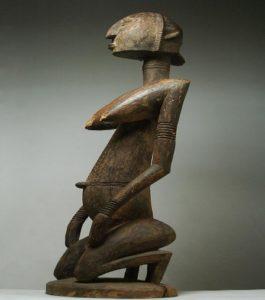 cubismo : Esculturas Africanas