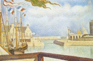 cubismo : Obra de Georges Seurant (1905)