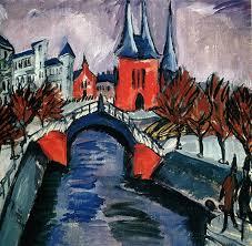 Expresionismo y la pintura