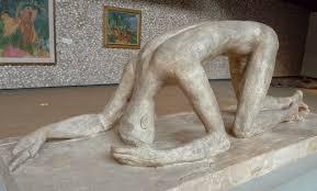 la Escultura y el Expresionismo