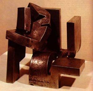 Lo ABSTRACTO en la escultura