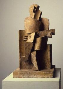 El ABSTRACTO en las esculturas