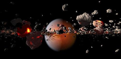 sistema solar big bang