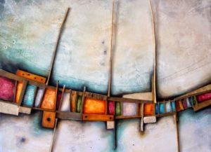Arte Abstracto fuera de la realidad