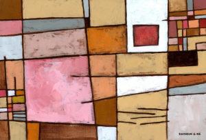 Arte Abstracto y sus tipos
