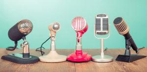 Términos de un Guión de Radio