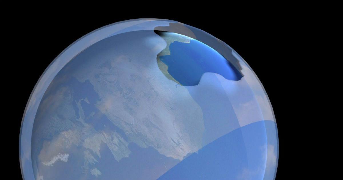capa de ozono definición