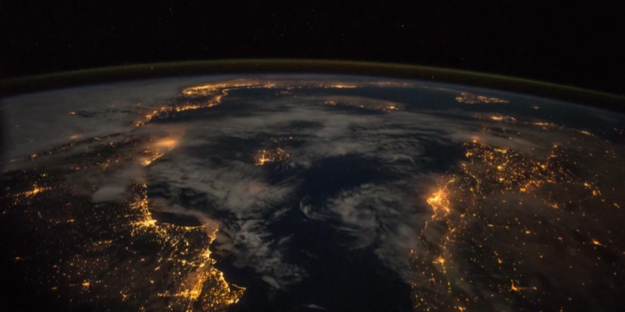 capas de la tierra atmósfera
