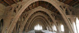 Arcos Parabólicos del modernismo