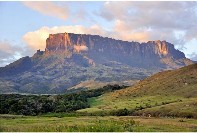 regiones naturales sabana