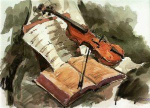 la música y el romanticismo
