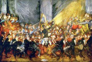 romanticismo y la música