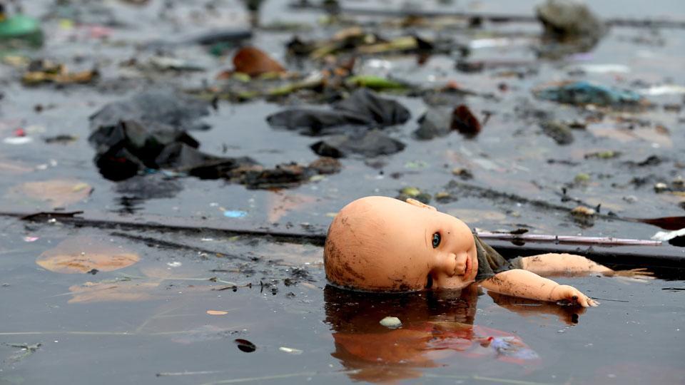 contaminación del  agua definición