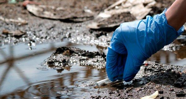 contaminación del agua prevención