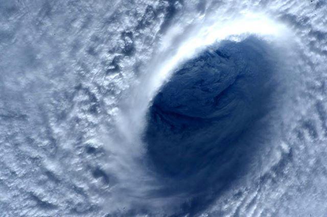 fotos del huracán patricia