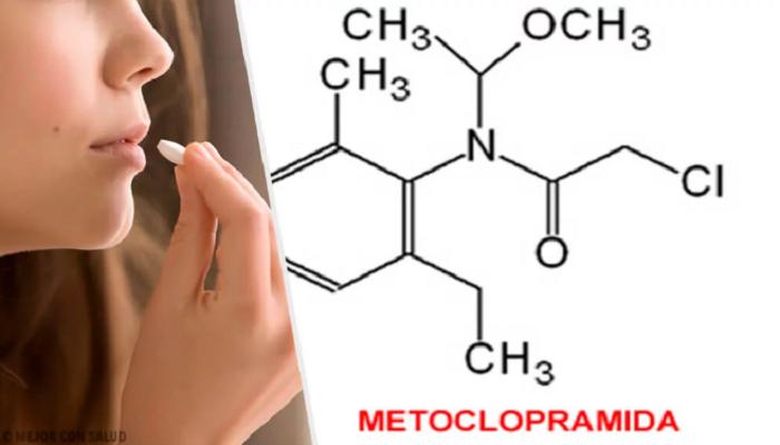 Cómo tomar Metoclopramida