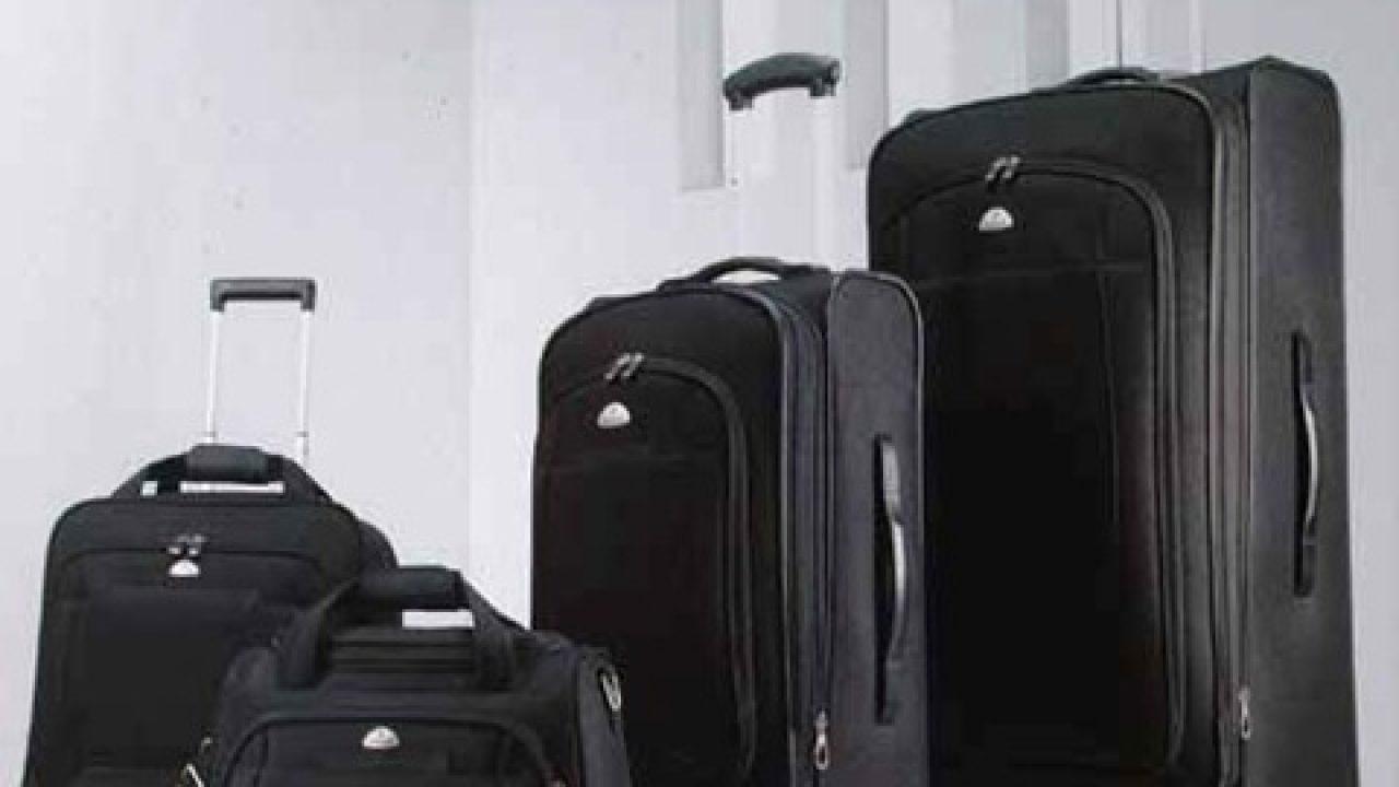 que es soñar con maletas negras