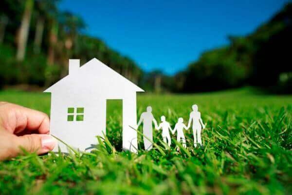 soñar con comprar una casa nueva
