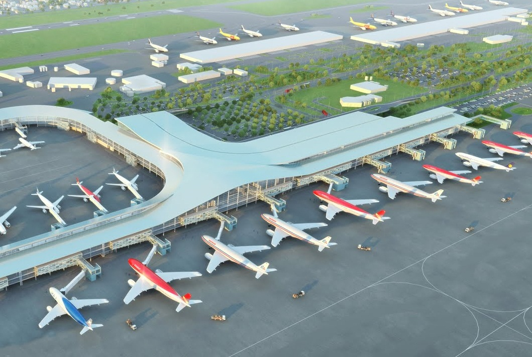 soñar con llegar a un aeropuerto