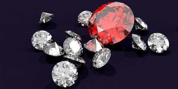 soñar con diamantes significado