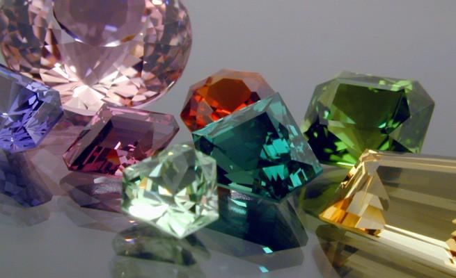 soñar con piedras preciosas