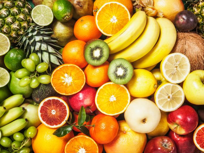 soñar con frutas maduras