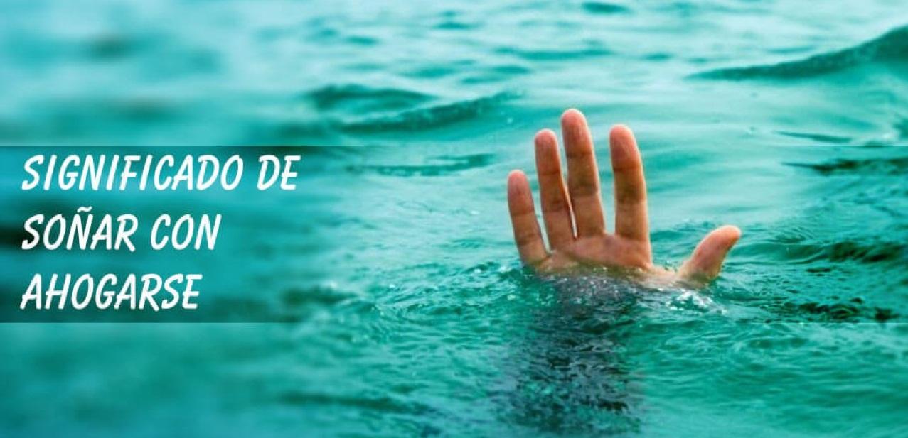 soñar con ahogarse en el mar