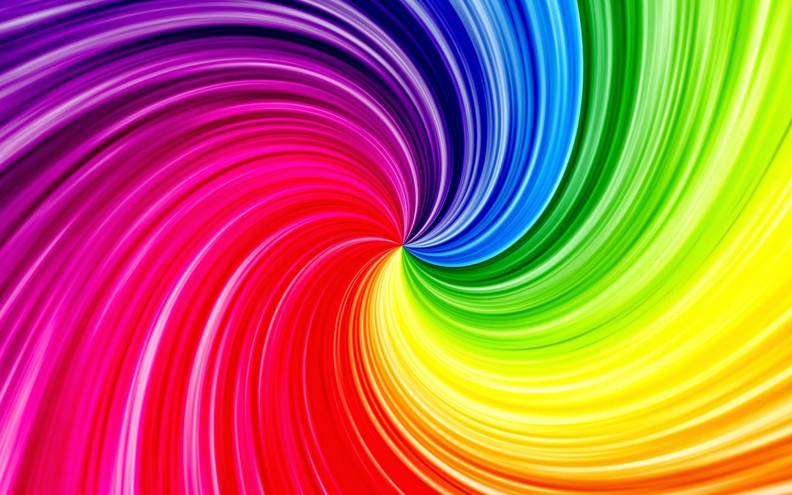 soñar con colores brillantes