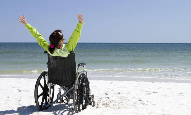 soñar con silla de ruedas electrica