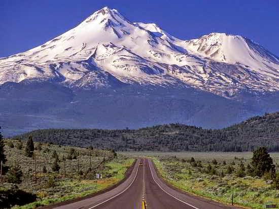 soñar con montañas nevadas