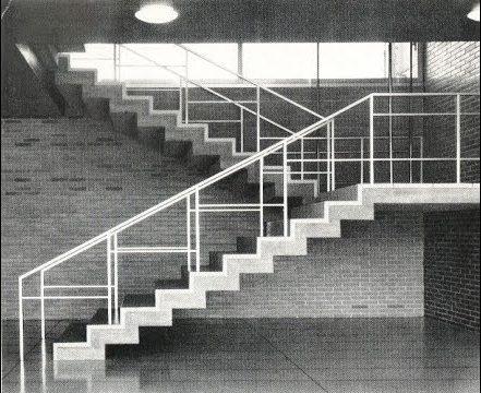 soñar con escaleras empinadas