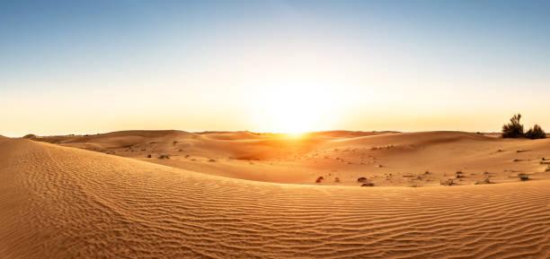 soñar con arena del desierto