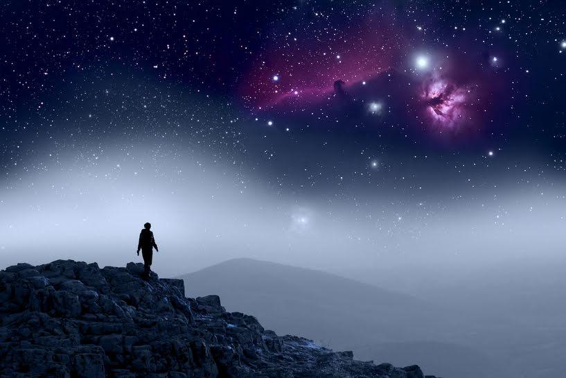 soñar con estrellas doradas