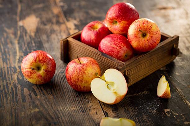 soñar con manzanas grandes
