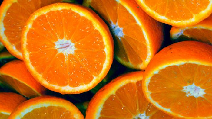 soñar con naranjas grandes