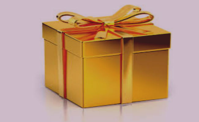 soñar con regalos envueltos