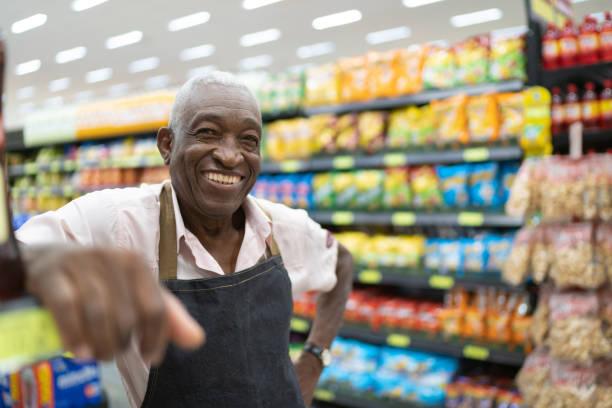 soñar con comer supermercado