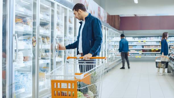 que significa soñar con ir al supermercado