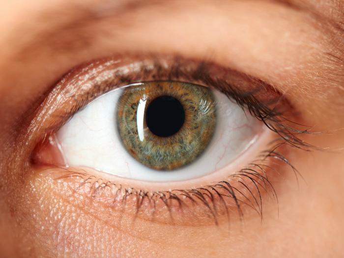 soñar con ojos azules