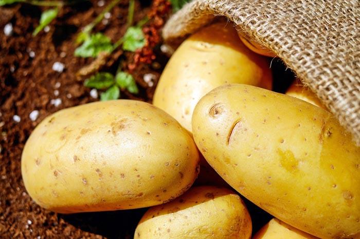 soñar con patatas fritas