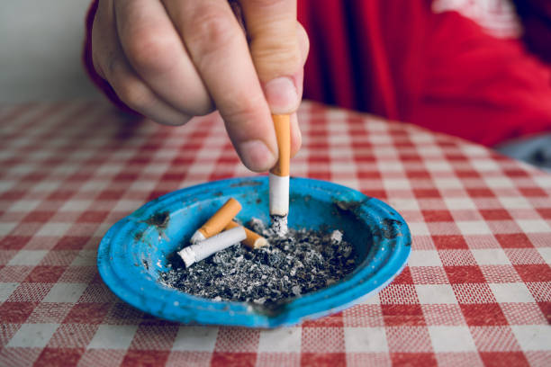 soñar con alguien fumar