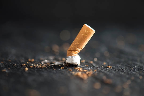 soñar con alguien fumando cigarrillo