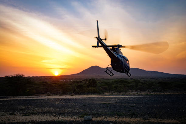 soñar con helicoptero que se cae