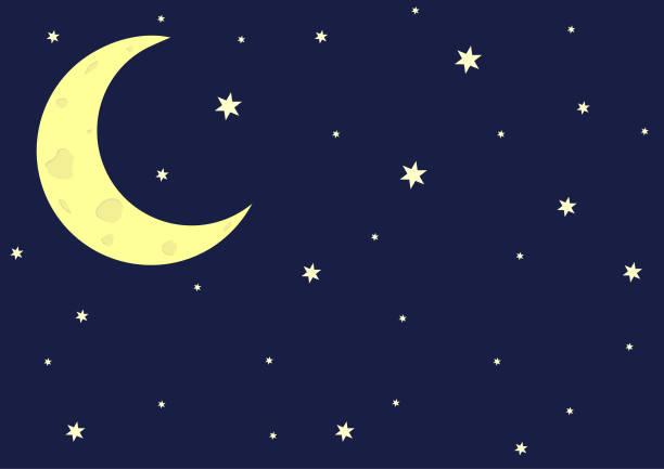 soñar con la luna amarilla
