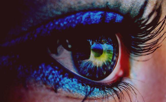 soñar con ojos enfermos