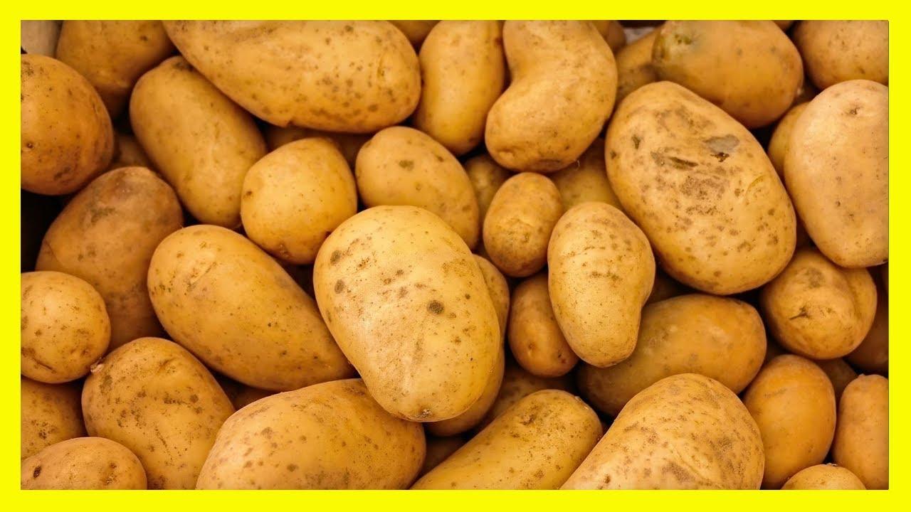 soñar con patatas grandes