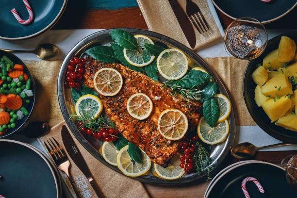 soñar con pescado frito
